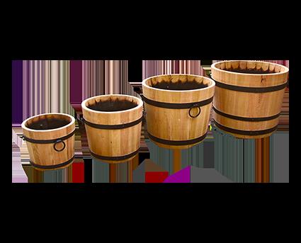 Dřevěnné sudy